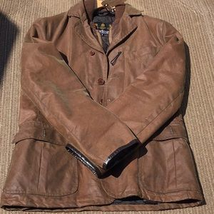 Barbour Lumley Riding Blazer S Reproofed July 2020
